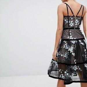 Bronx and Banco Dresses - Bronx and Banco Marietta Fit & Flare Dress